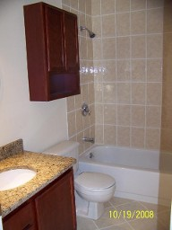 Small bathroom Remodeling Michigan Granite