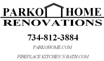 PARKO HOME RENOVATIONS fireplace kitchen bathroom remodeling